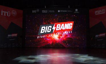'Big Bang Start-up Challenge'a geri sayım başladı