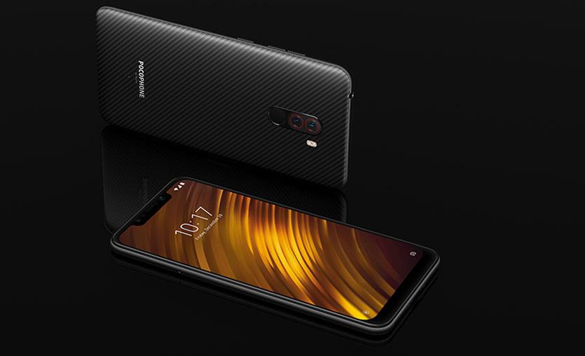 Xiaomi Pocophone F1 Türkiye'de satışta