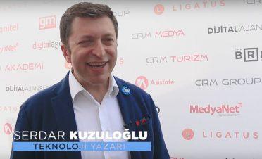 Serdar Kuzuloğlu: Turizmdeki dijitalleşme sürecinde bu hatalara düşmeyin!