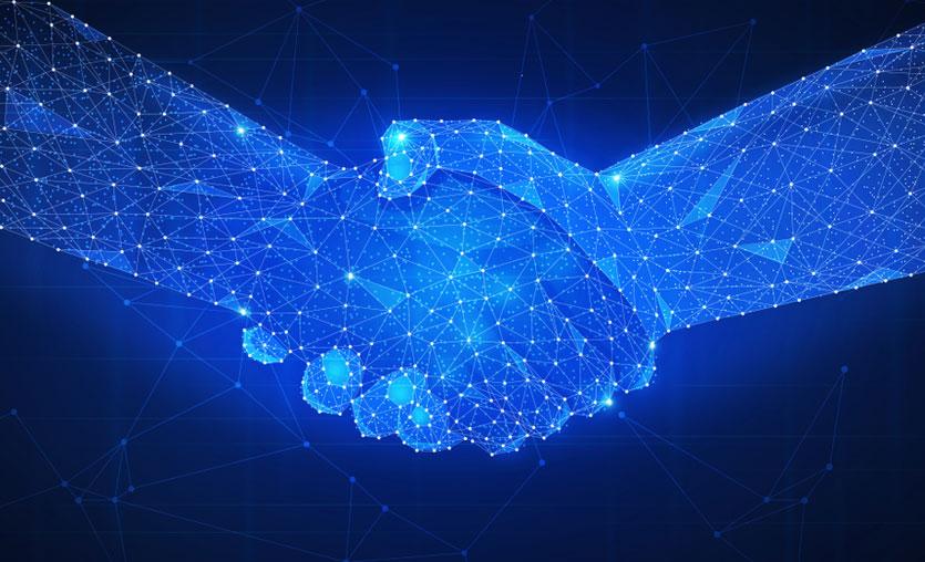 Blockchain güven