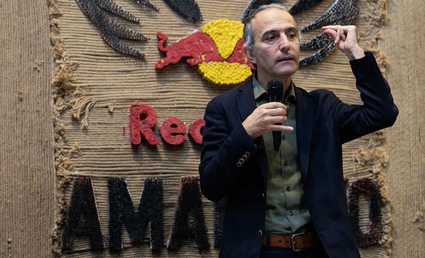 Yarının girişimleri Red Bull Amaphiko Connect ile İzmir'de şekillendi