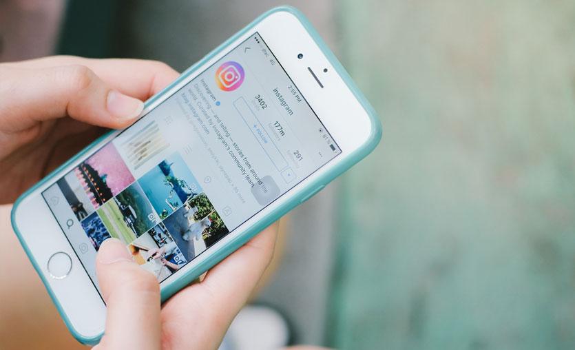 Instagram'da profil görünümü değişiyor
