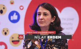Nilay Erdem: Facebook gruplarına Türkiye'de buluşmalar düzenleyeceğiz