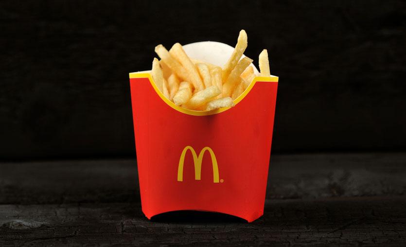 McDonald's'tan magnetle sipariş deneyimi: Akıllı Magnet