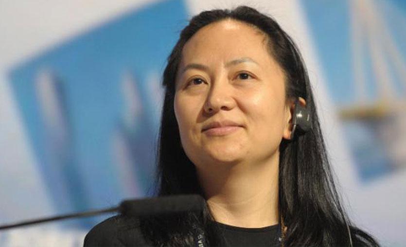 Huawei CFOsu tutuklandi
