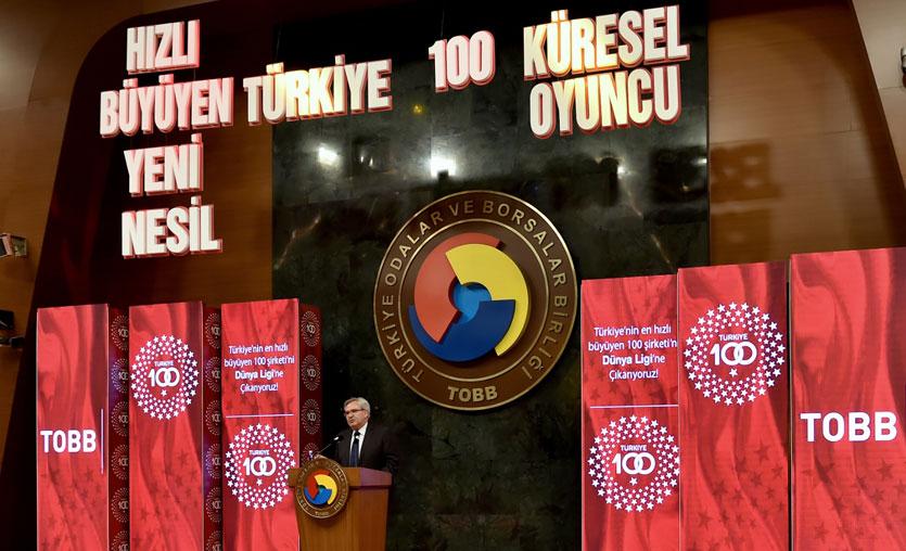 En hızlı büyüyen girişimler için Türkiye 100 yarışmasına başvurular başladı