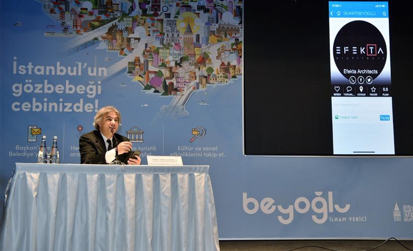 Beyoğlu Belediyesi, Smart Beyoğlu'nu devreye aldı