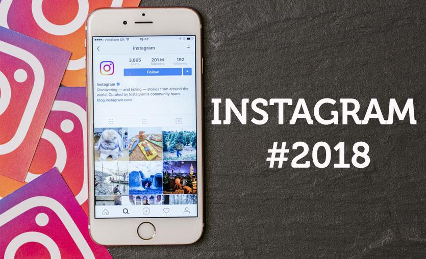 Instagram 2018 trendlerini açıkladı