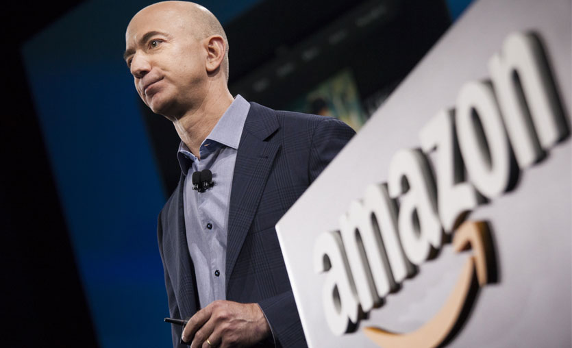 Amazon'un sahibi Jeff Bezos'un sessizce yatırım yaptığı 15 girişim