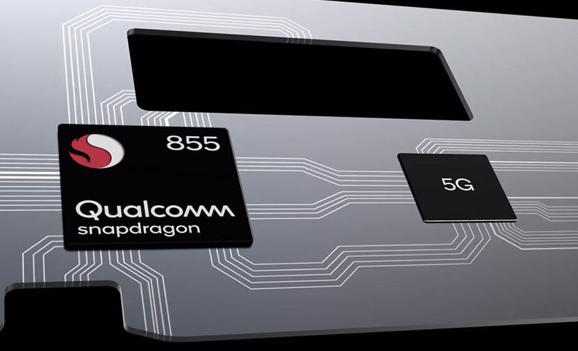 5G destekli ilk işlemci Snapdragon 855 tanıtıldı