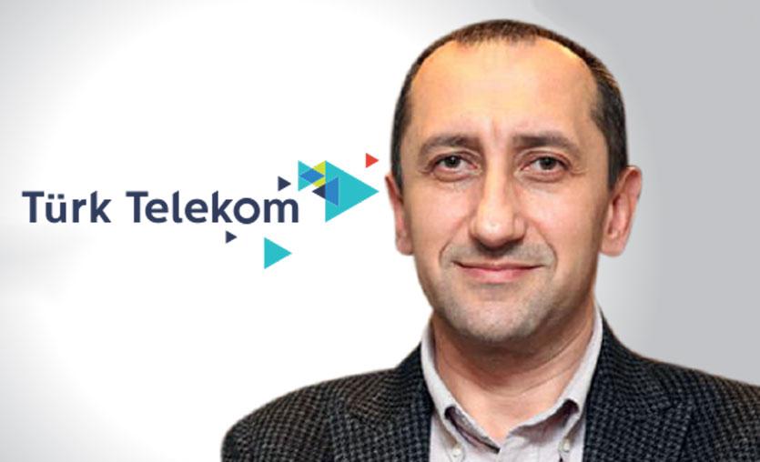 türk telekom yeni cmo
