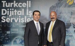 Turkcell 'Dijital İş Servisleri' şirketi faaliyetlerine başladı