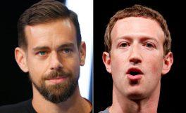 """Twitter CEO'su: """"Mark Zuckerberg lazer silahıyla keçi öldürüp yedi"""""""