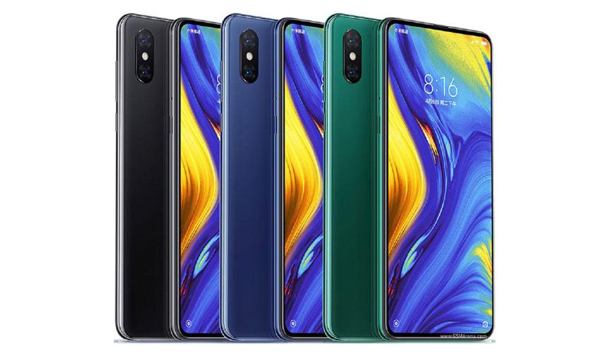 Xiaomi'nin yeni modeli Mi Mix 3'ün satış fiyatı belli oldu