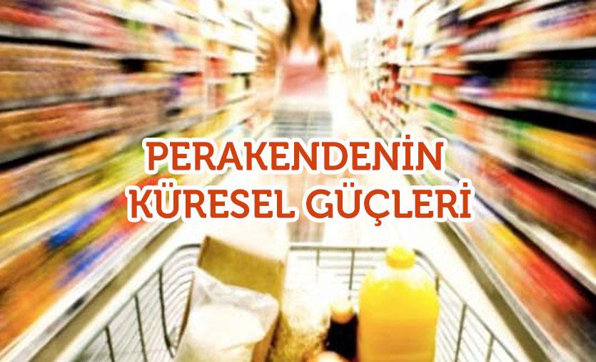 Dünyanın en büyük perakendecileri açıklandı. Listede Türkiye'den üç marka var