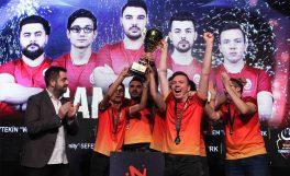 TESFED Zula Türkiye Kupası'nın şampiyonu belli oldu