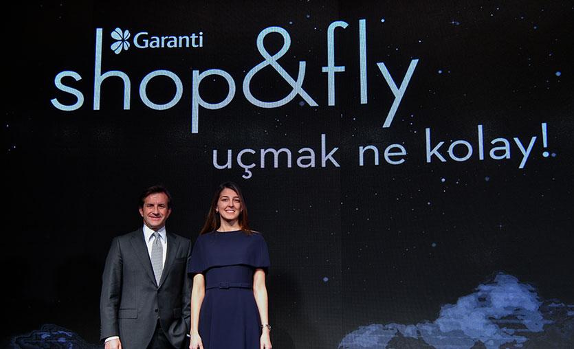 Garanti Shop&Fly