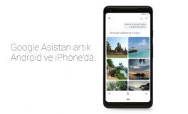 Google Asistan şimdi iOS'ta