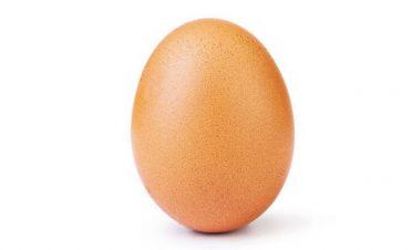 Instagram'ın beğeni rekoru artık bir yumurtaya ait