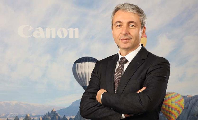 Canon Eurasia'ya yeni ülke direktörü
