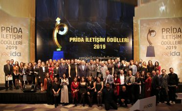 PRİDA İletişim Ödülleri sahiplerini buldu