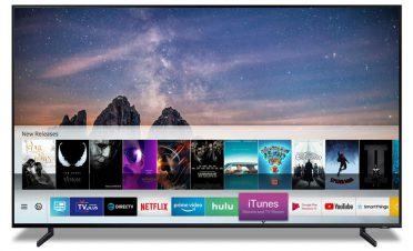 Samsung TV'lere iTunes geliyor