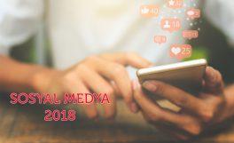 Rakamlarla sosyal medya 2018