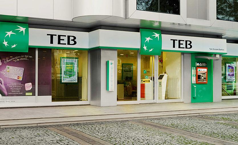 TEB, ilk robot yazılımını devreye aldı