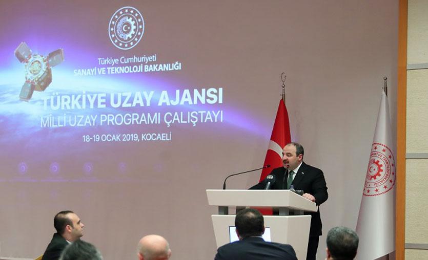 Türkiye Uzay Ajansı'nın merkezi belli oldu