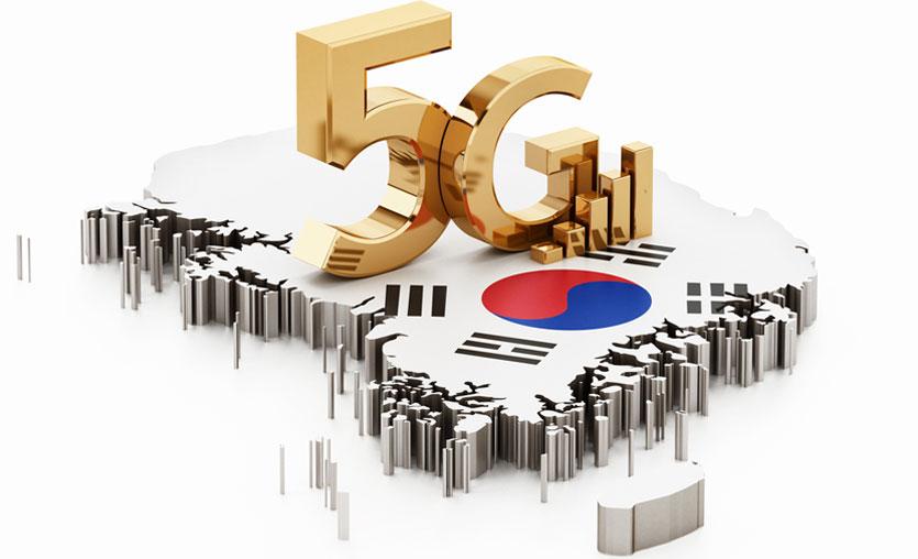 Güney Kore'de 5G resmen Mart'ta kullanılmaya başlayacak