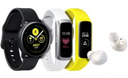 Galaxy Watch Active, Galaxy Fit ve Galaxy Buds tanıtıldı