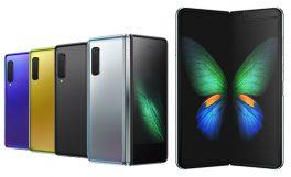 Samsung'un katlanabilir telefonu Galaxy Fold tanıtıldı