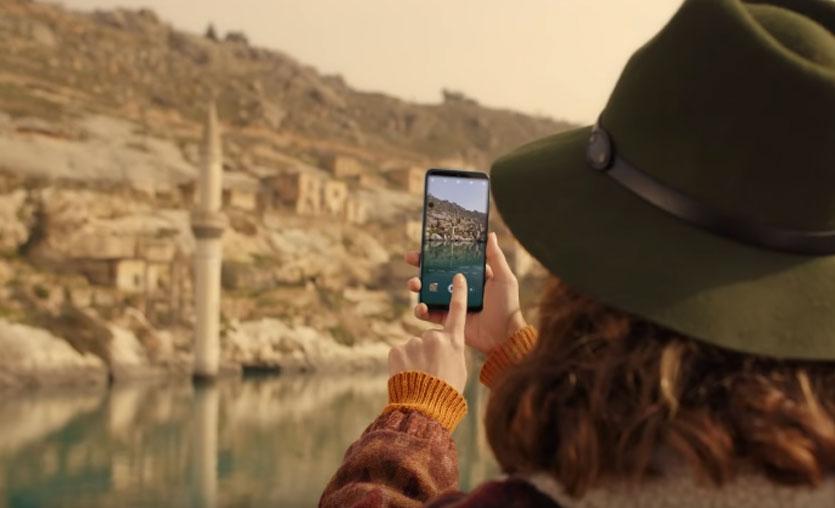 Huawei'nin Türkiye'de çekilen ilk reklam filmi yayında