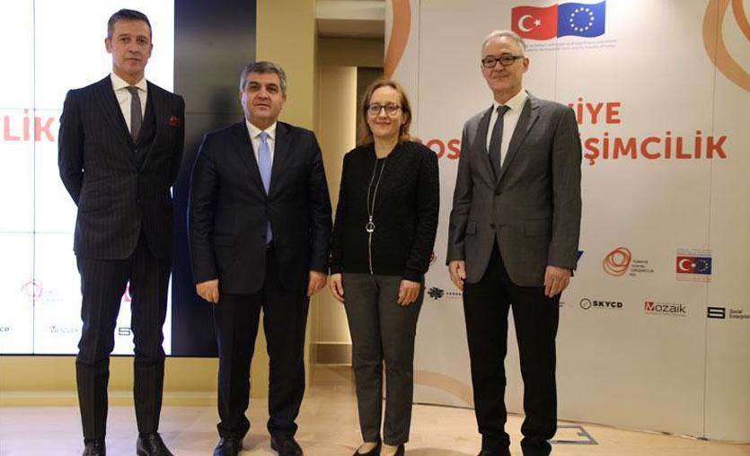 Türkiye Sosyal Girişimcilik Ağı kuruluyor