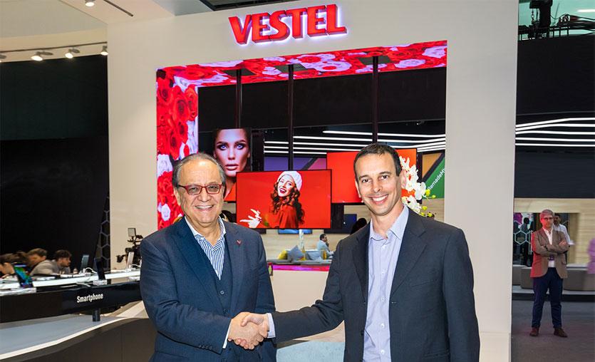 Vestel ve Google'dan işbirliği