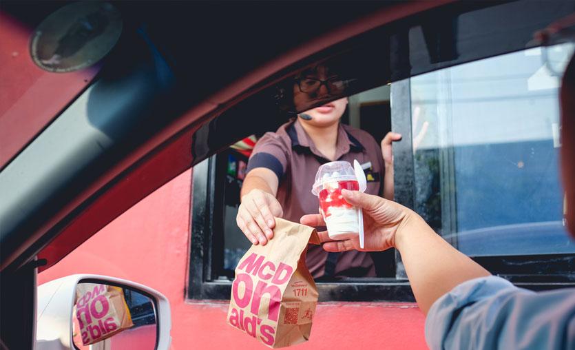 McDonald's'tan teknoloji şirketi hamlesi