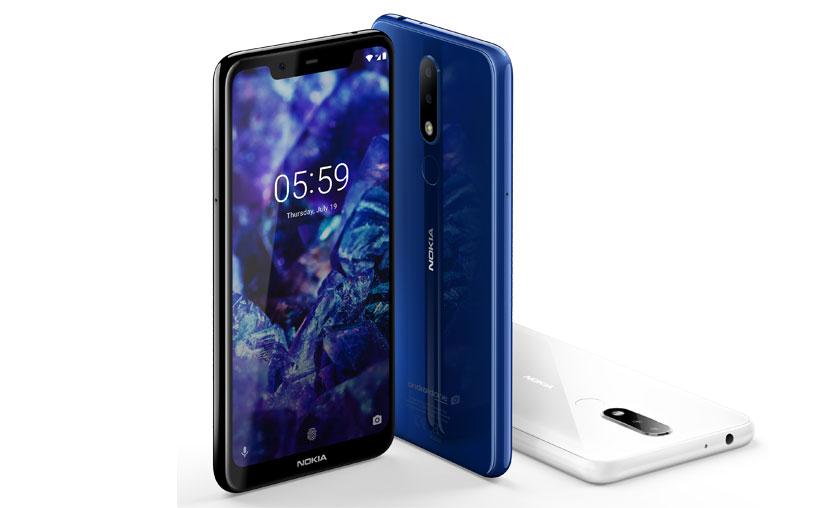 Uygun fiyatlı Nokia 5.1 Plus Türkiye'de satışta