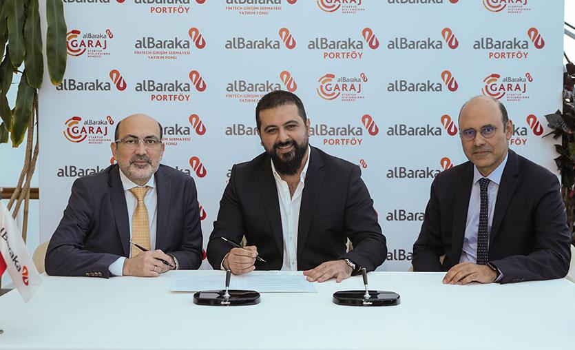Albaraka Türk'ün fintech yatırımları devam ediyor