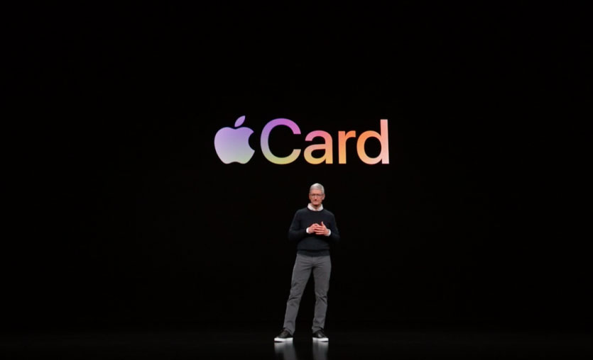 Apple Card duyuruldu