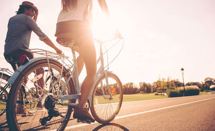 Çin'in iki önemli bisiklet paylaşım uygulaması: Mobike ve Ofo