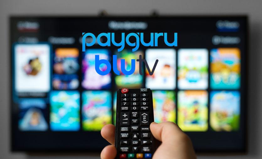 Payguru ile BluTV'den uluslararası anlaşma