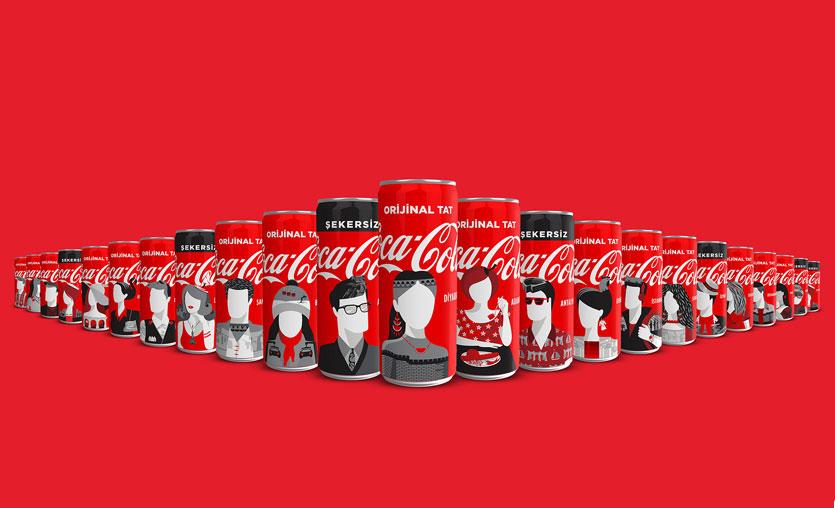 Coca-Cola Türkiye'yi dijital keşfe davet ediyor