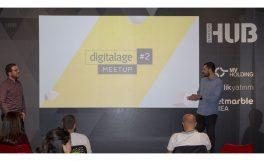Digital Age Meetup'ta; dijital çağda zihin ve beden farkındalığı konuşuldu