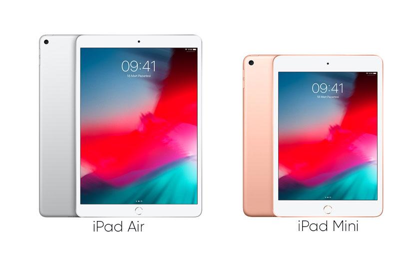 Yeni iPad Air ve iPad Mini'nin Türkiye fiyatları belli oldu