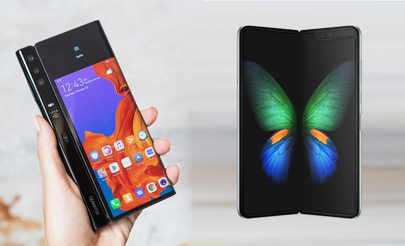 Katlanabilir telefonlara endüstriyel tasarımcı bakışı