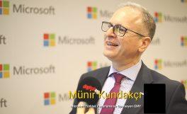 Microsoft yapay zekâ çözümleriyle verimliliği artırıyor