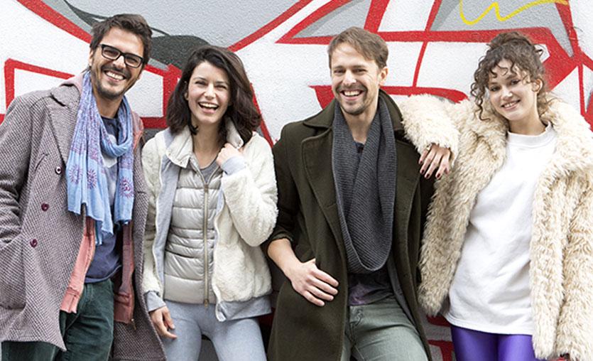 Netflix Türkiye'nin ikinci orijinal dizisinin çekimlerine başlandı