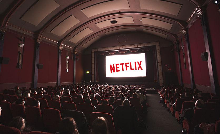 netflix sinema