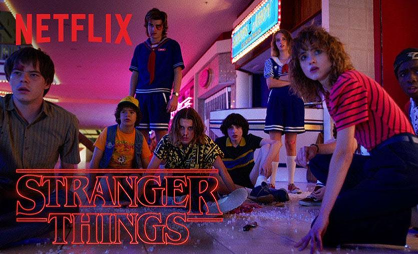Netflix dizisi Stranger Things'in yeni sezon fragmanı yayınlandı