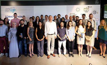 Mercedes-Benz Türk StartUp yarışması üçüncü yılında etkiyi büyütüyor